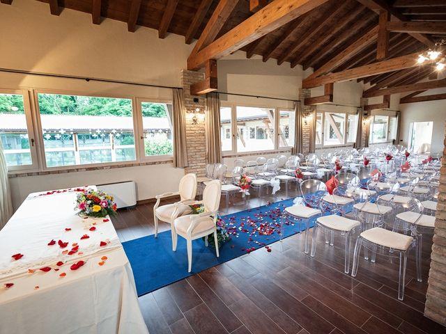 Il matrimonio di Alberto e Emanuela a Fara Gera d'Adda, Bergamo 40