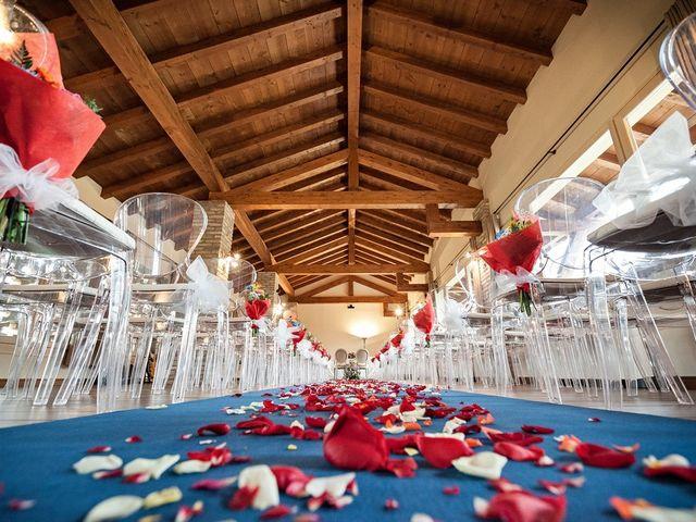 Il matrimonio di Alberto e Emanuela a Fara Gera d'Adda, Bergamo 41