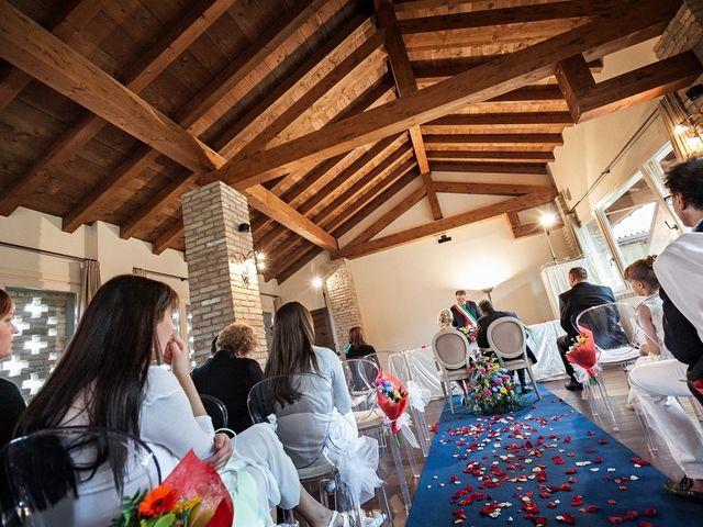 Il matrimonio di Alberto e Emanuela a Fara Gera d'Adda, Bergamo 43