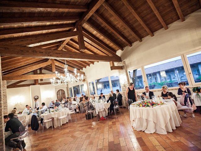 Il matrimonio di Alberto e Emanuela a Fara Gera d'Adda, Bergamo 47