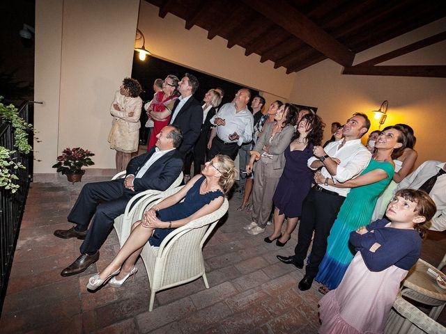 Il matrimonio di Alberto e Emanuela a Fara Gera d'Adda, Bergamo 53