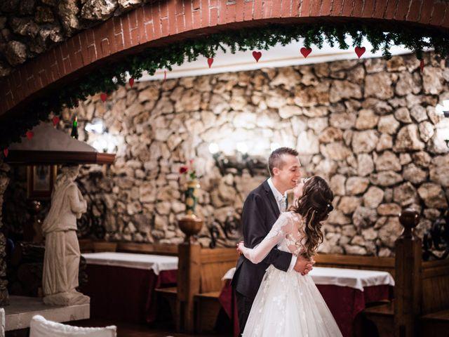 Le nozze di Tatiana e Matteo