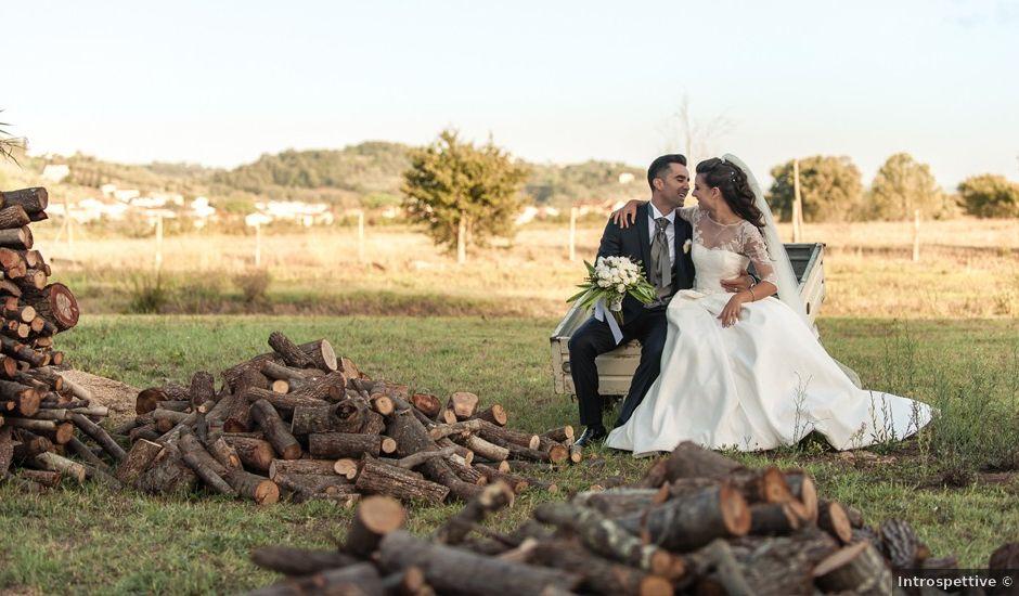 Il matrimonio di Andrea e Erica a Palaia, Pisa