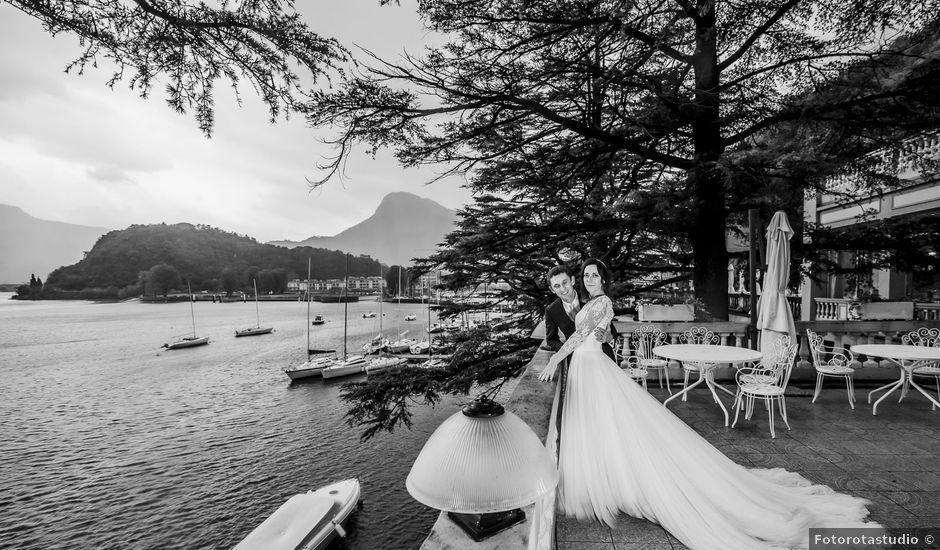 Il matrimonio di Andrea e Beatrice a Premana, Lecco
