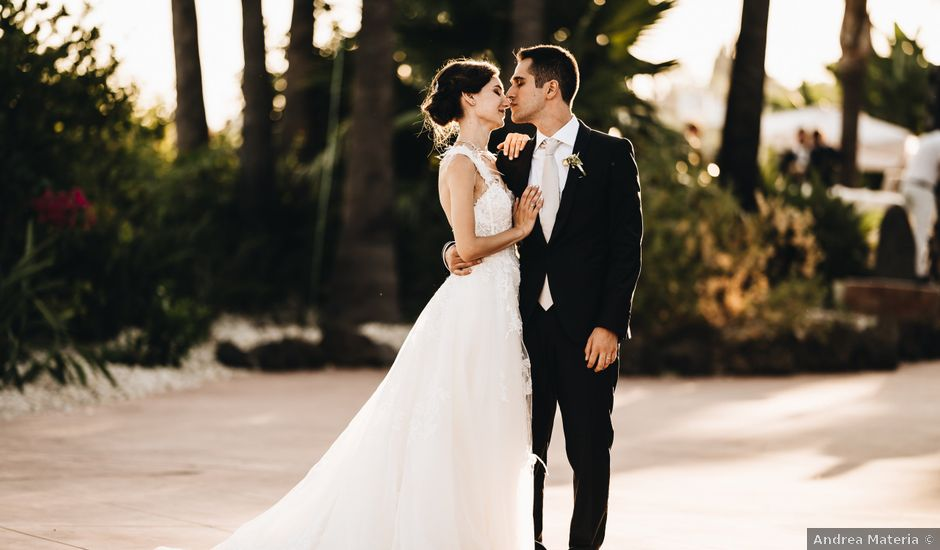 Il matrimonio di Serena e Roberto a San Giovanni la Punta, Catania