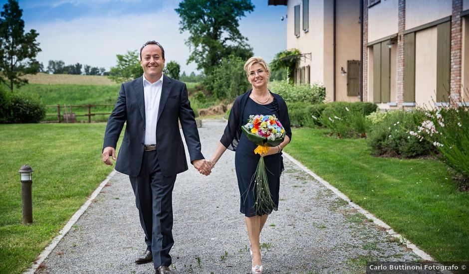 Il matrimonio di Alberto e Emanuela a Fara Gera d'Adda, Bergamo