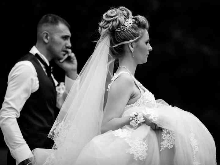 Le nozze di Marcella e Giorgio