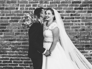 Le nozze di Jessica e Manuel