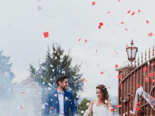 Le nozze di Erika e Mattia