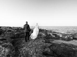Le nozze di Alina e Andrea