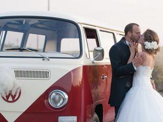 Le nozze di Valentina e Costantino