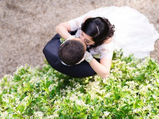 Le nozze di Alina e Giovanni