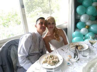 Le nozze di Raffaela  e Cristian