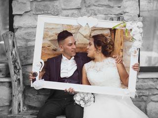 Le nozze di Noemi e Tony
