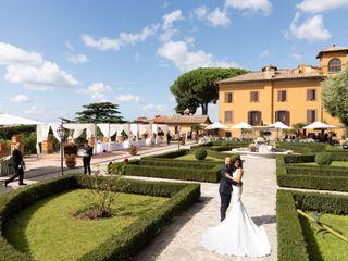 Le nozze di Vanessa e Domenico 1