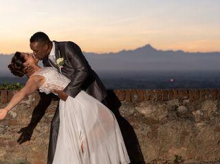 Le nozze di Elisa e Leonardo
