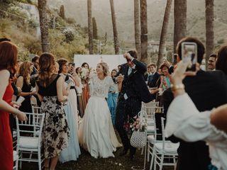Le nozze di Federica e Sebastien