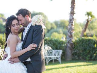 Le nozze di Mario e Alina Elena