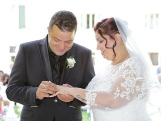 Le nozze di Desy e Willy