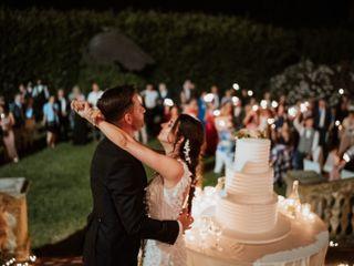 Le nozze di Cecilia  e Roberto 1