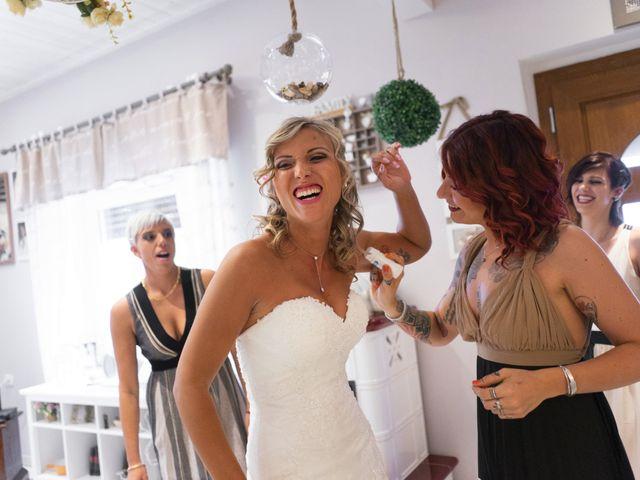 Il matrimonio di Andrea e Dalila a Fanano, Modena 8
