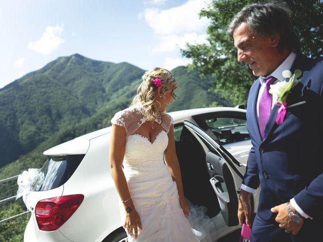 Il matrimonio di Andrea e Dalila a Fanano, Modena 9
