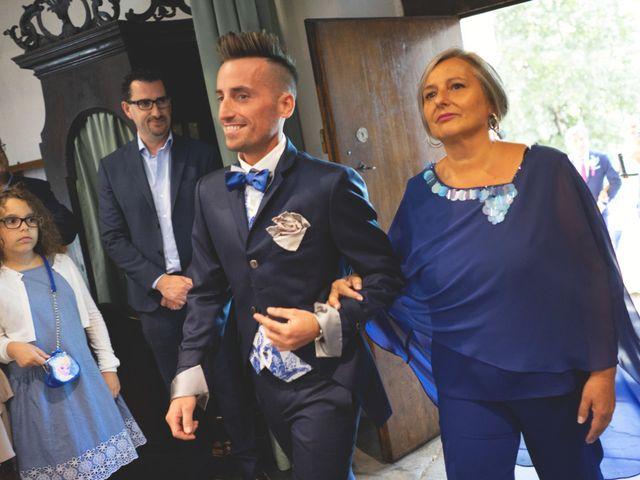 Il matrimonio di Andrea e Dalila a Fanano, Modena 12