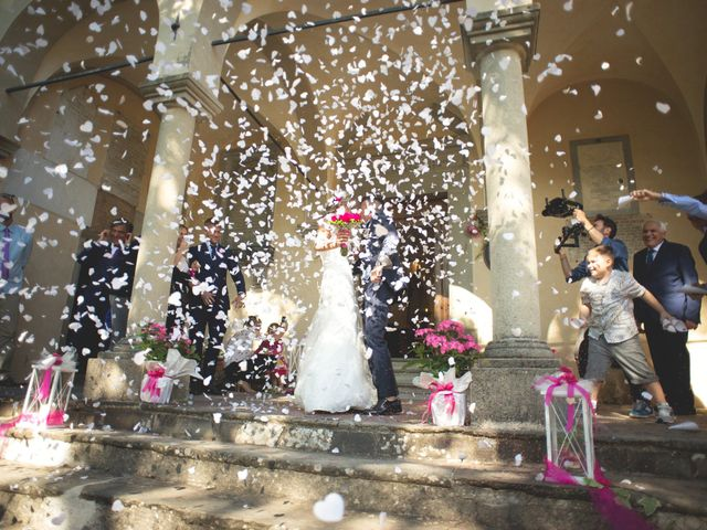 Il matrimonio di Andrea e Dalila a Fanano, Modena 16