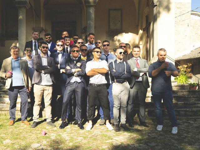Il matrimonio di Andrea e Dalila a Fanano, Modena 18