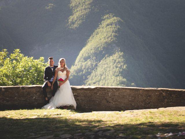 Il matrimonio di Andrea e Dalila a Fanano, Modena 19