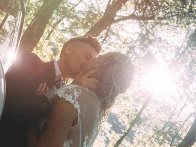 Il matrimonio di Andrea e Dalila a Fanano, Modena 20