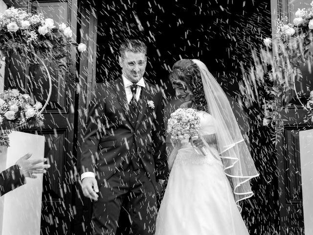 Le nozze di Maria e Claudio