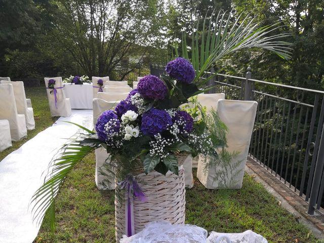 Il matrimonio di Andrea  e Sabrina  a Montiglio Monferrato, Asti 5