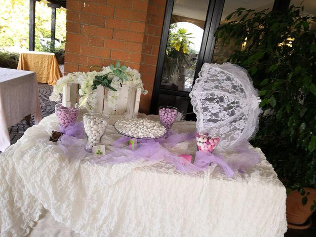 Il matrimonio di Andrea  e Sabrina  a Montiglio Monferrato, Asti 12