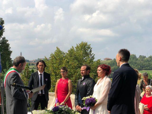 Il matrimonio di Andrea  e Sabrina  a Montiglio Monferrato, Asti 4