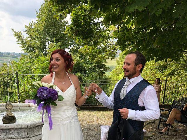 Il matrimonio di Andrea  e Sabrina  a Montiglio Monferrato, Asti 8