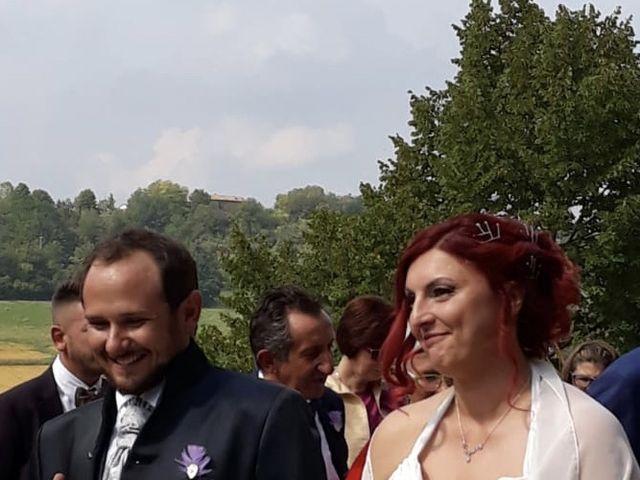 Il matrimonio di Andrea  e Sabrina  a Montiglio Monferrato, Asti 7
