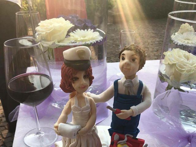 Il matrimonio di Andrea  e Sabrina  a Montiglio Monferrato, Asti 9