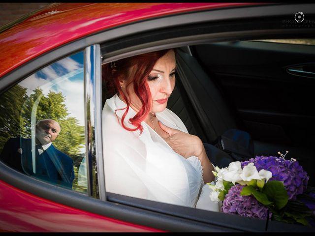 Il matrimonio di Andrea  e Sabrina  a Montiglio Monferrato, Asti 2