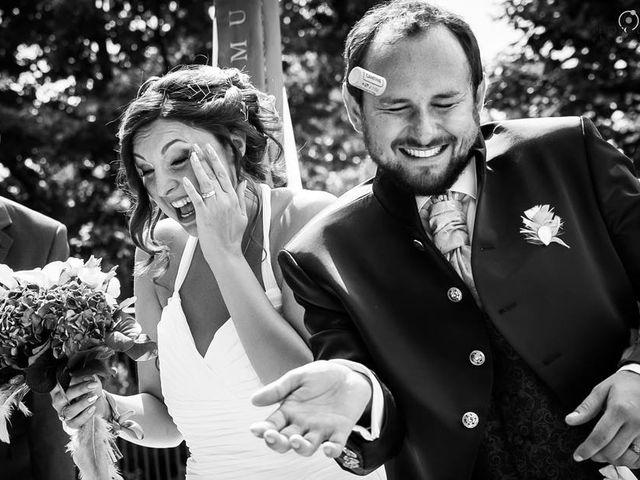 Il matrimonio di Andrea  e Sabrina  a Montiglio Monferrato, Asti 1