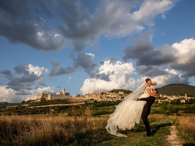 le nozze di Angela e Emanuele