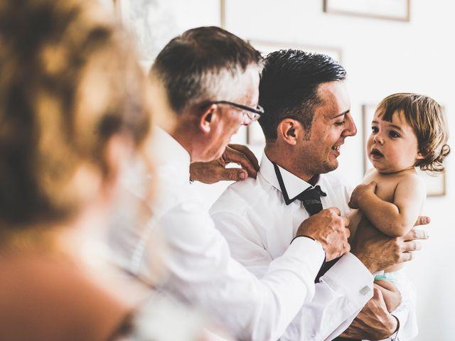 Il matrimonio di Manuel e Jessica a Barbania, Torino 11