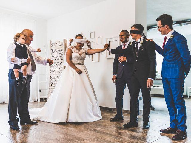Il matrimonio di Manuel e Jessica a Barbania, Torino 30