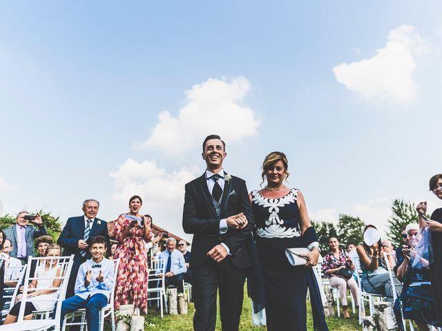 Il matrimonio di Manuel e Jessica a Barbania, Torino 34
