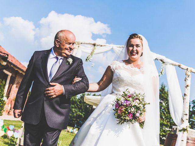 Il matrimonio di Manuel e Jessica a Barbania, Torino 40
