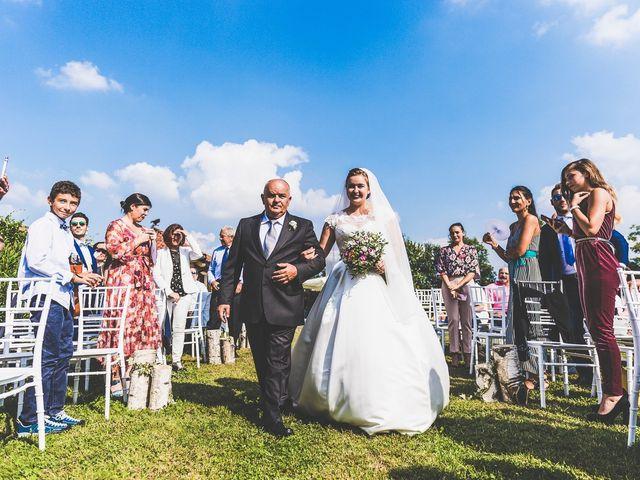 Il matrimonio di Manuel e Jessica a Barbania, Torino 41