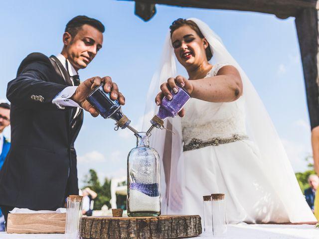 Il matrimonio di Manuel e Jessica a Barbania, Torino 45