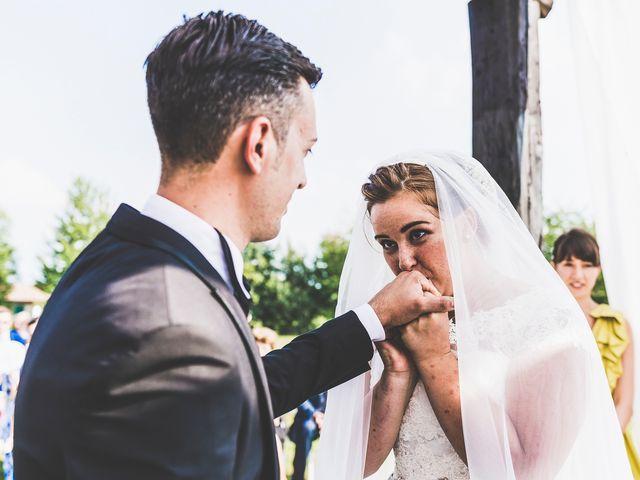 Il matrimonio di Manuel e Jessica a Barbania, Torino 46