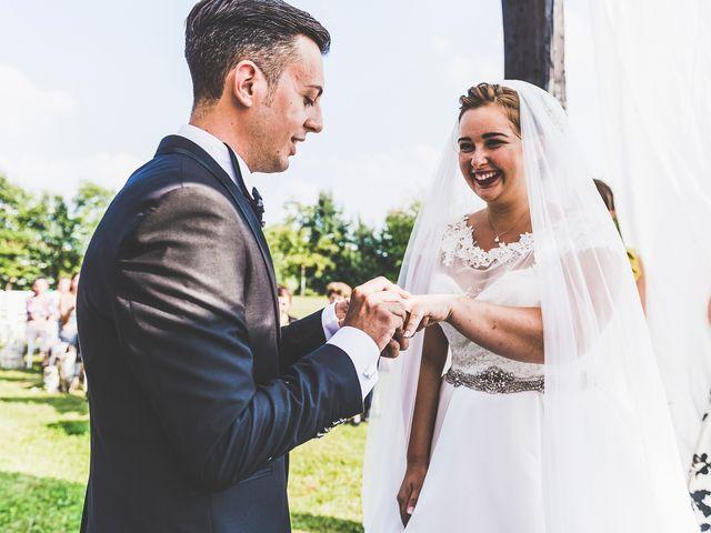 Il matrimonio di Manuel e Jessica a Barbania, Torino 47