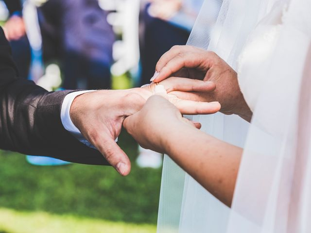 Il matrimonio di Manuel e Jessica a Barbania, Torino 48